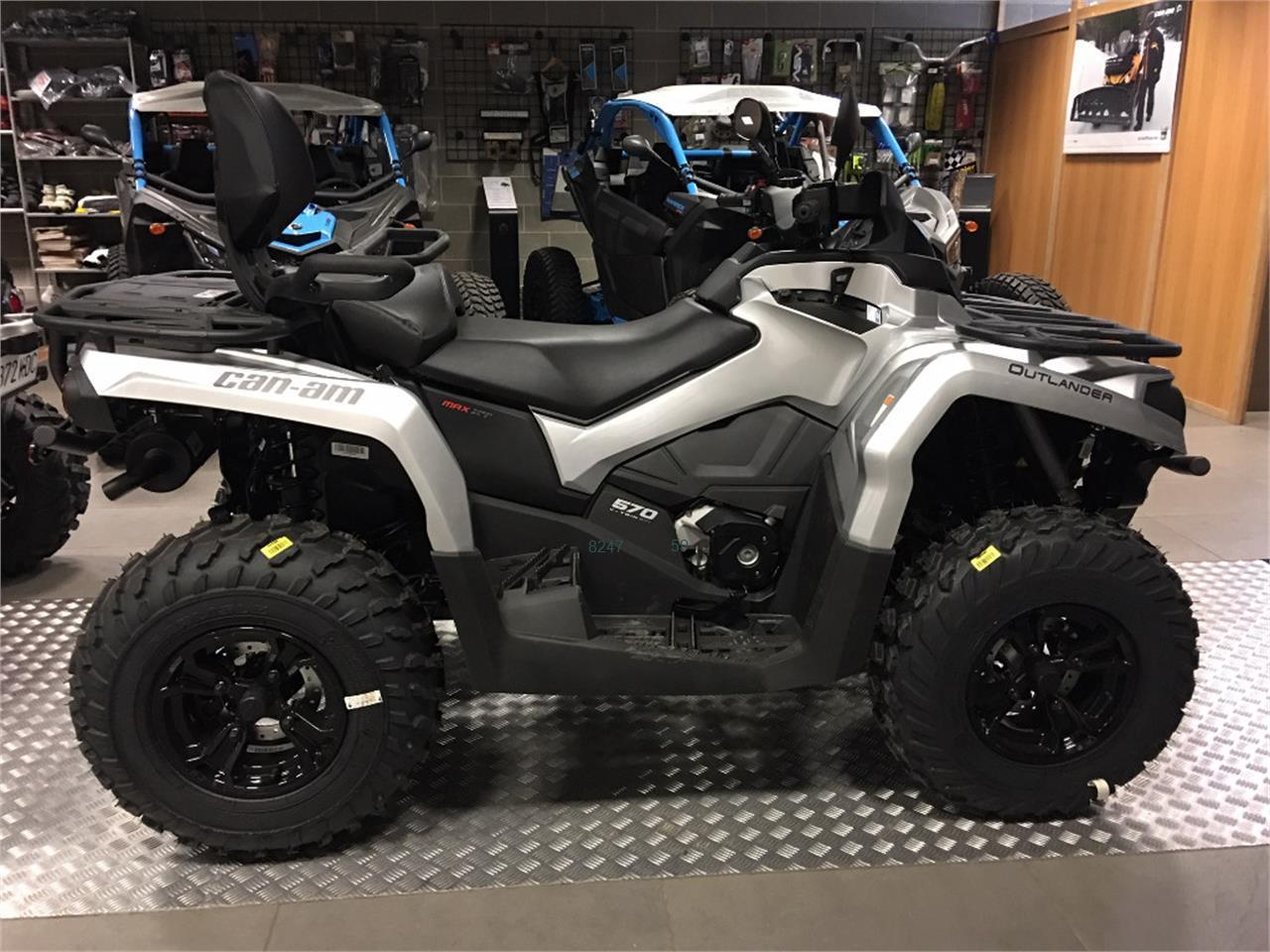 CAN-AM OUTLADER 570 MAX XT de venta