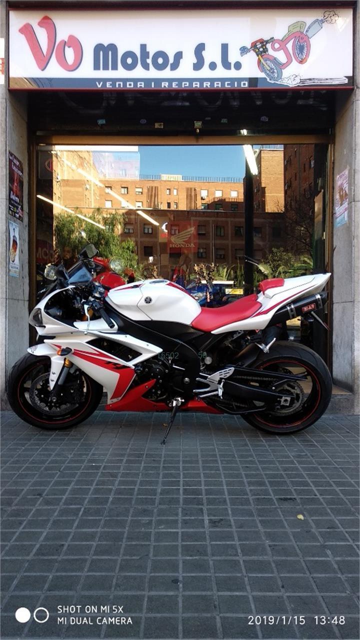 Yamaha Yzf R1 De Moto Segunda Mano En Barcelona 50000 Km