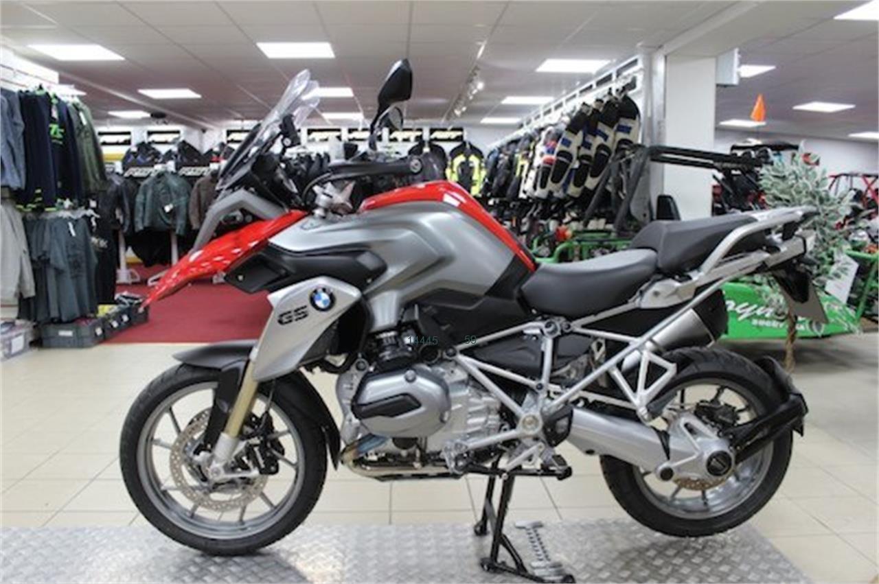 BMW R 1200 GS_4 de venta en Madrid