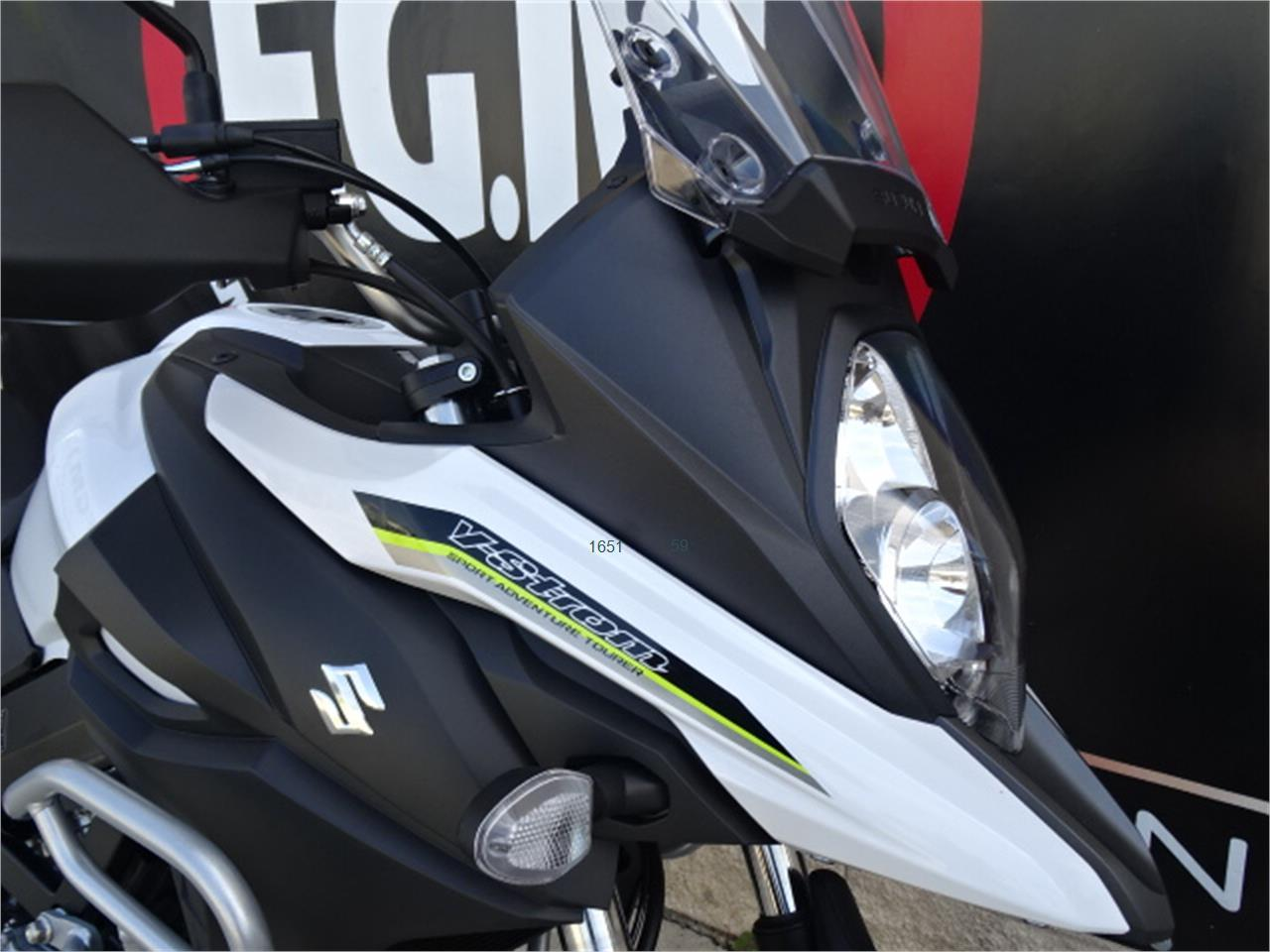 SUZUKI V-Strom 650 ABS_1 de venta en Madrid