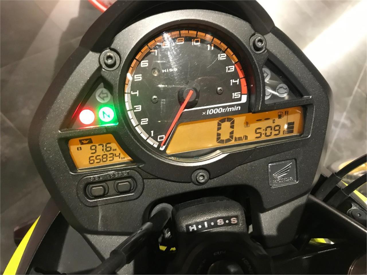 HONDA CB 600F HORNET_4 de venta en Madrid