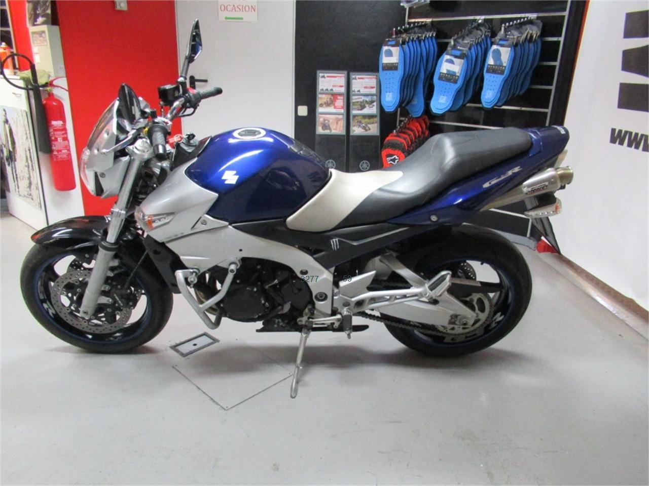 SUZUKI GSR 600_2 de venta en Navarra