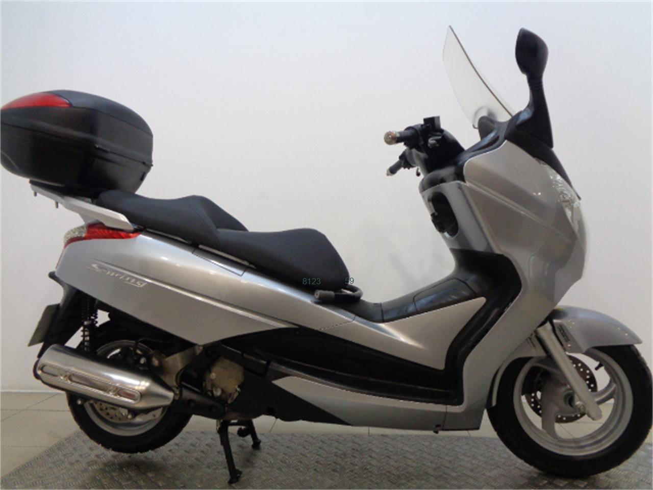 HONDA S-WING 125 C-ABS