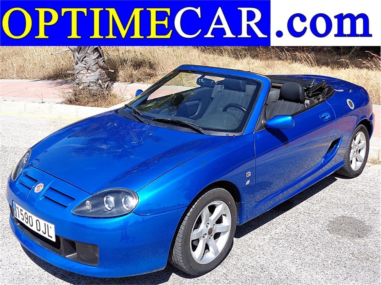 MG TF de venta de venta por 5990