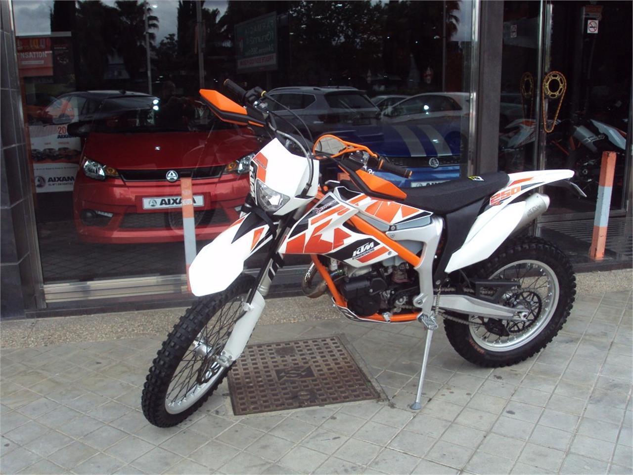 KTM Freeride 250 R de venta