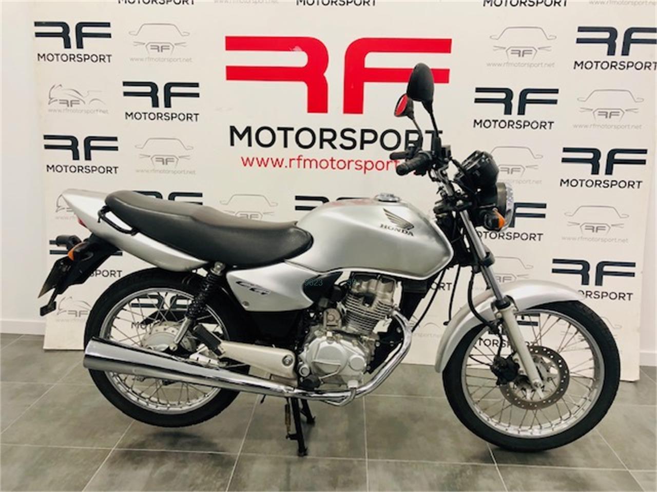 HONDA CG 125 de venta