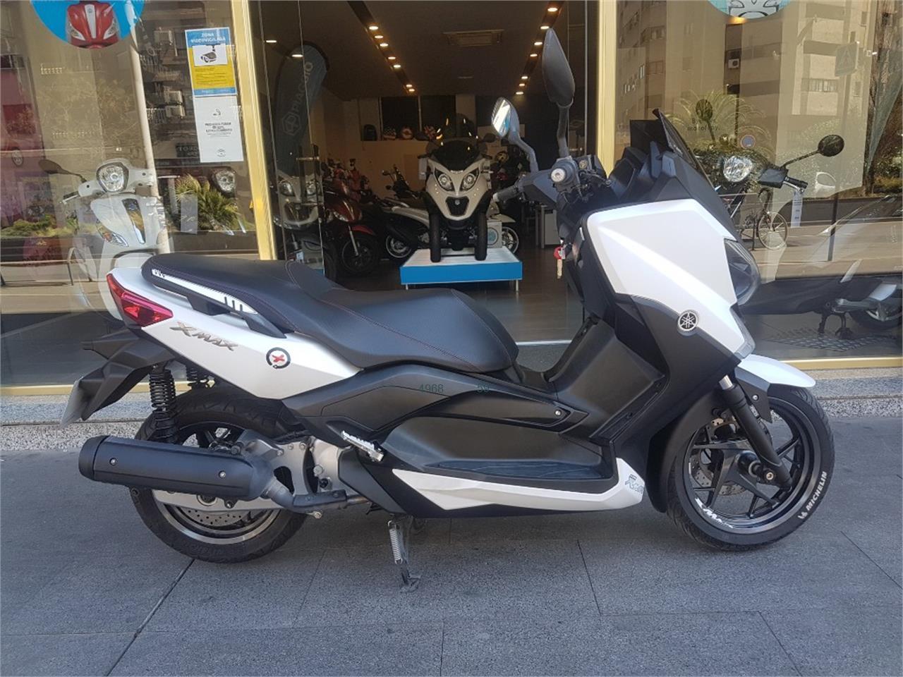 YAMAHA X MAX 125 Sport de venta