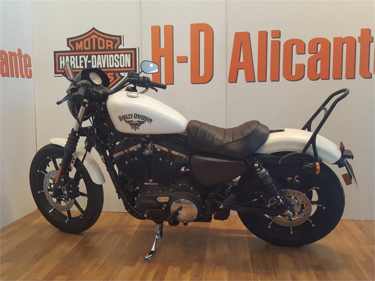 HARLEY DAVIDSON Sportster 883 Iron_3 de venta en Alicante