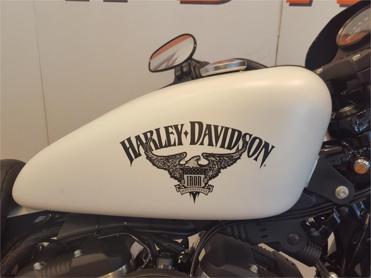 HARLEY DAVIDSON Sportster 883 Iron_4 de venta en Alicante