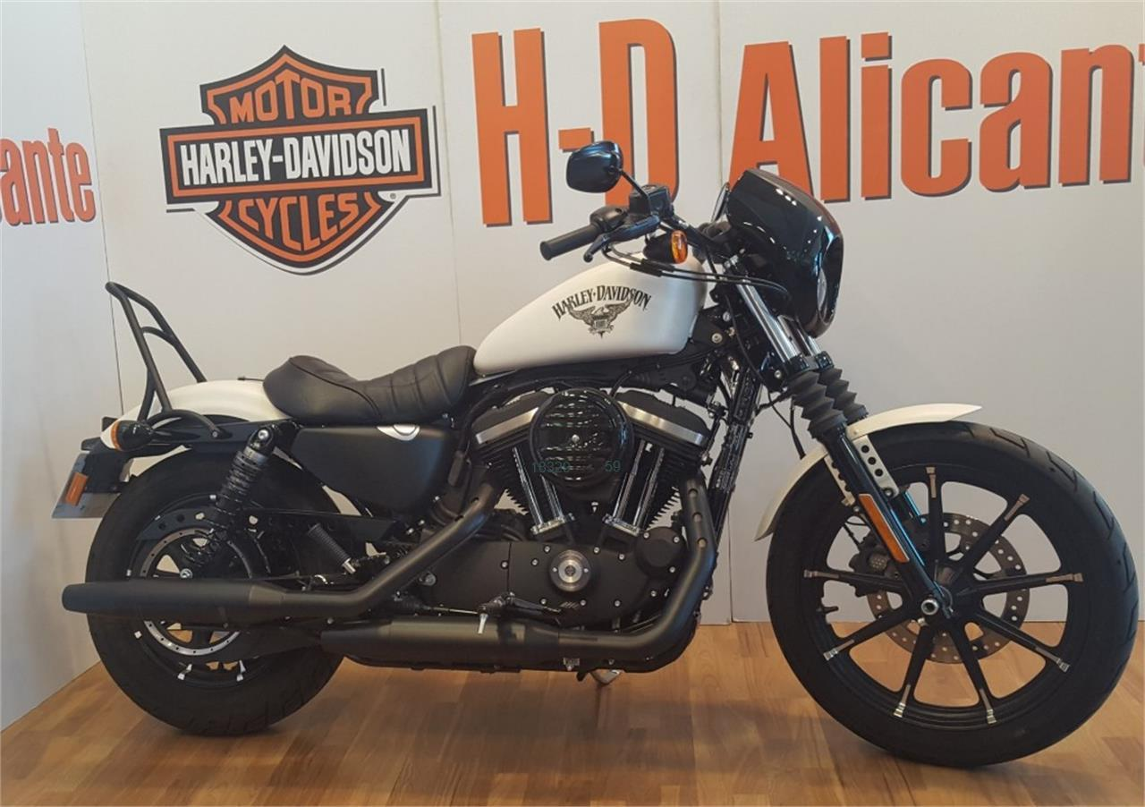 HARLEY DAVIDSON Sportster 883 Iron_1 de venta en Alicante