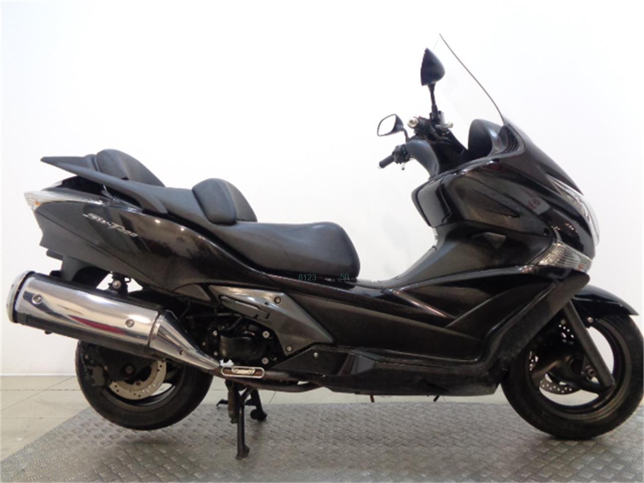 HONDA SW T400 ABS_1 de venta en Málaga