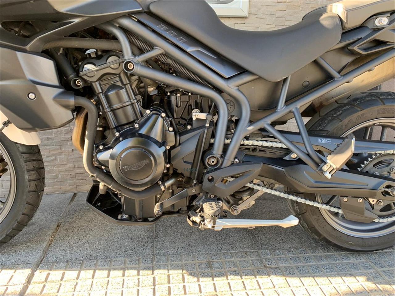 TRIUMPH TIGER 800 ABS_2 de venta en Huelva