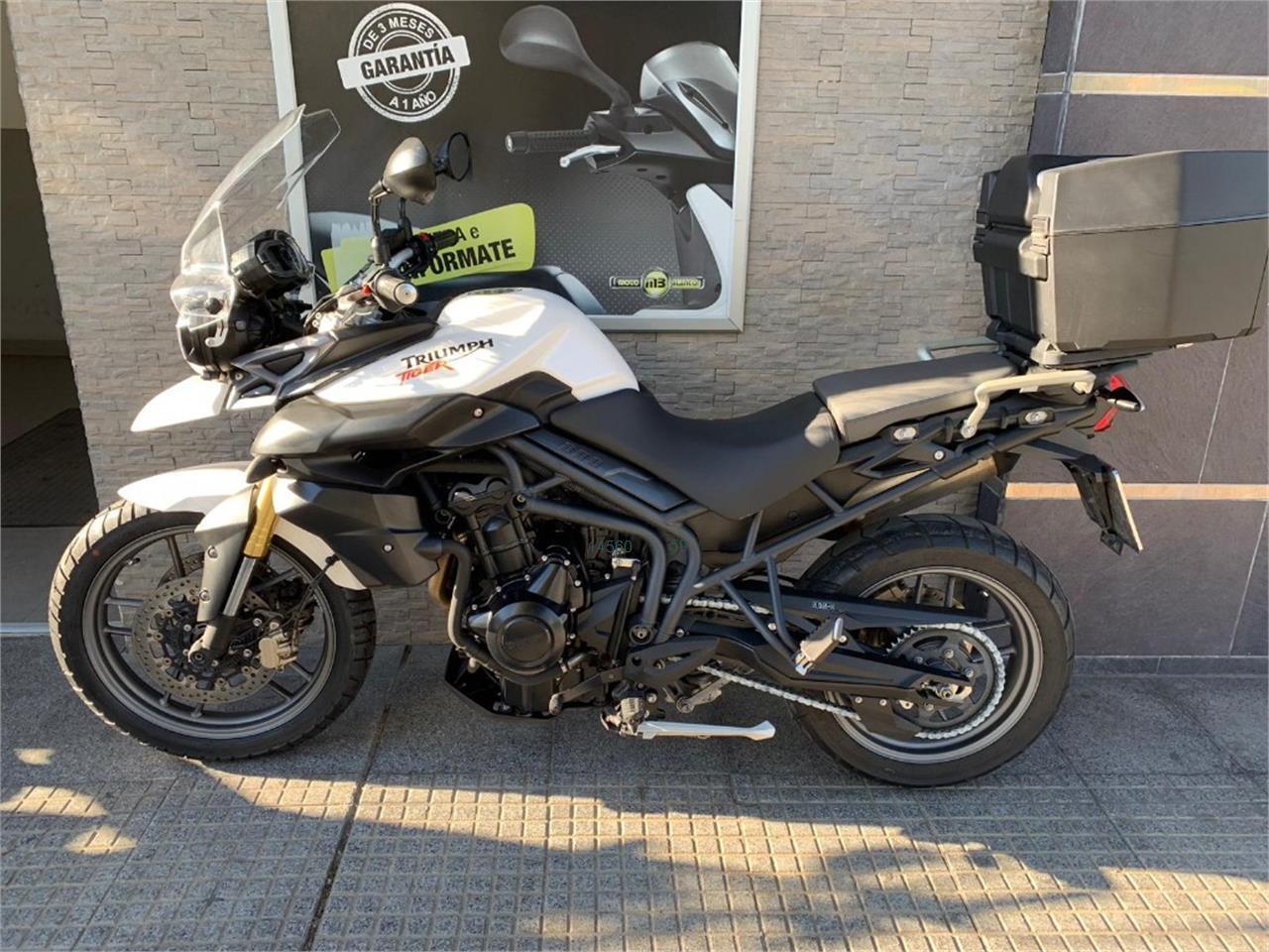 TRIUMPH TIGER 800 ABS_4 de venta en Huelva