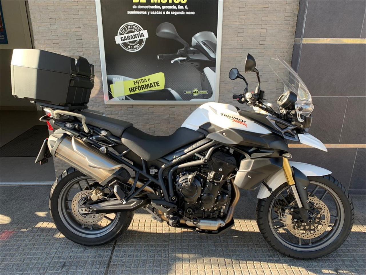 TRIUMPH TIGER 800 ABS_1 de venta en Huelva