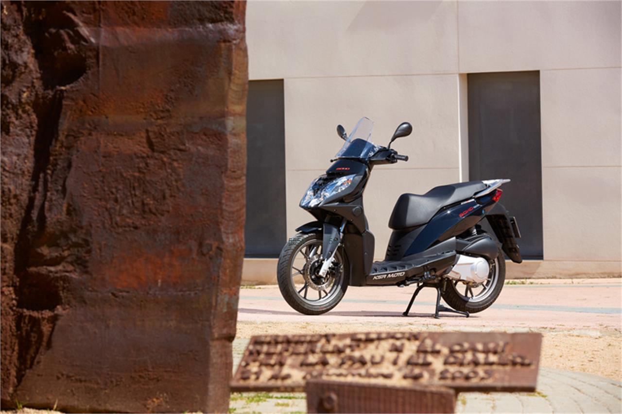KSR MOTO SOHO 125_1 de venta en Barcelona