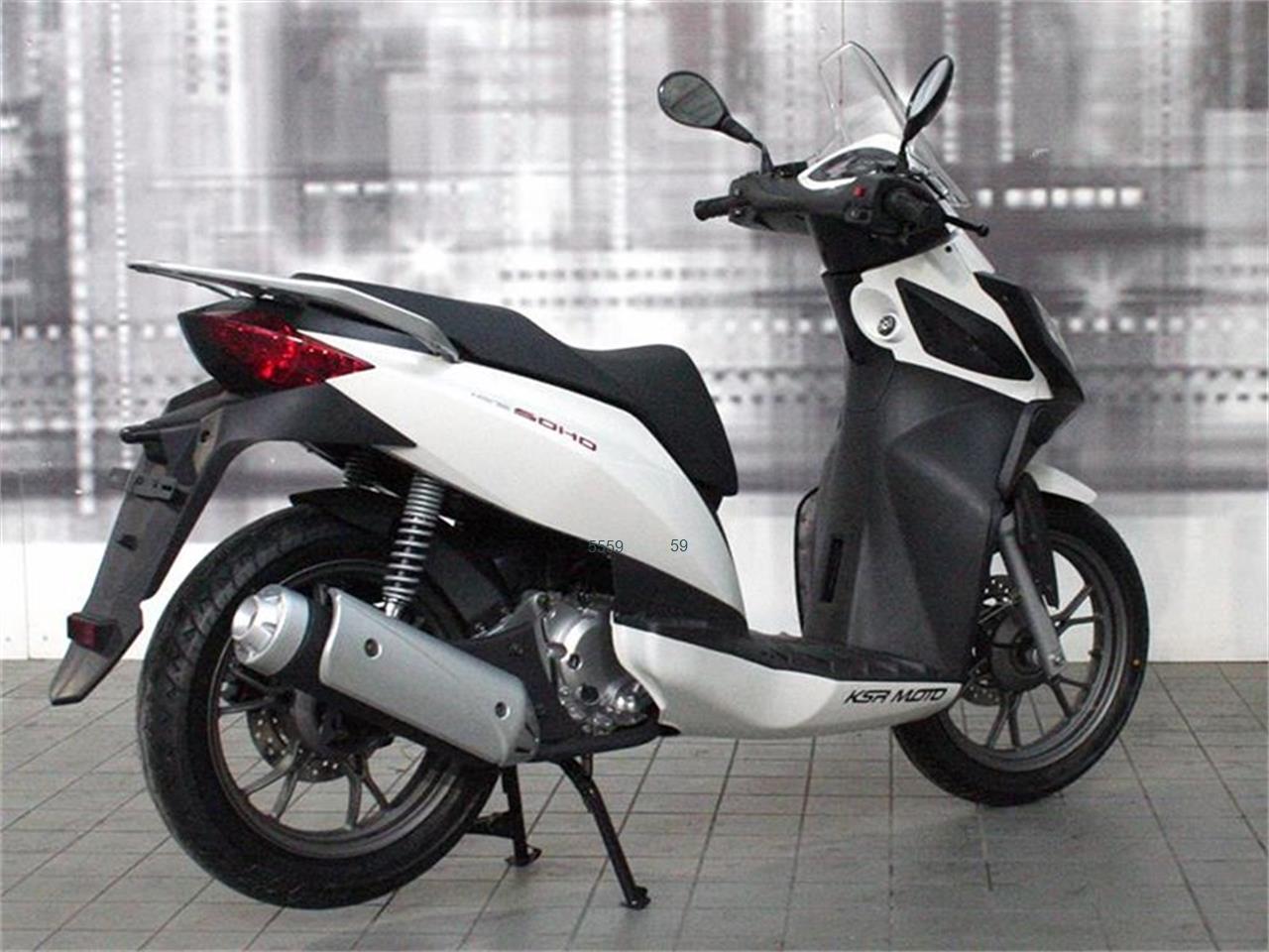 KSR MOTO SOHO 125_2 de venta en Barcelona
