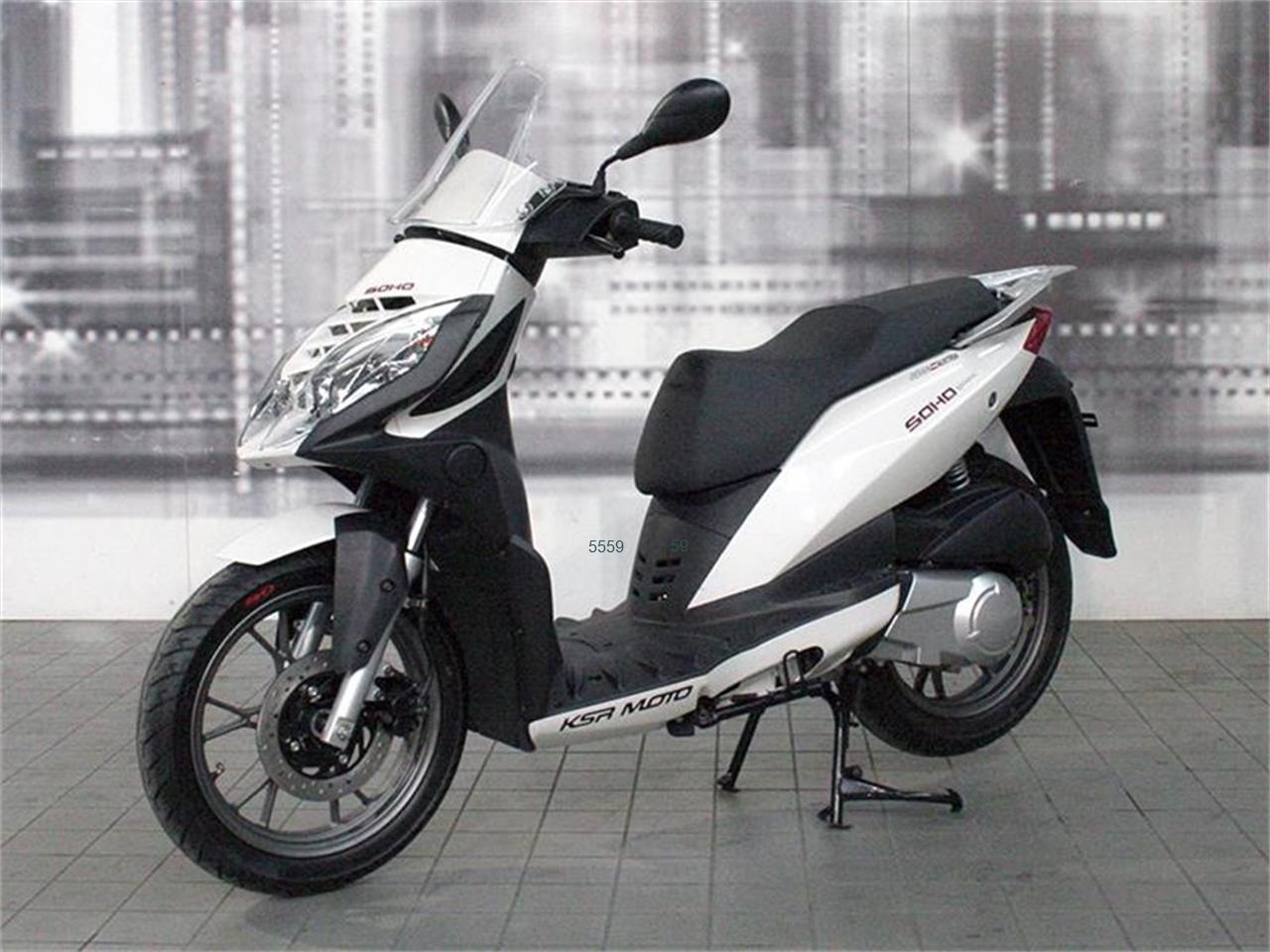 KSR MOTO SOHO 125_4 de venta en Barcelona