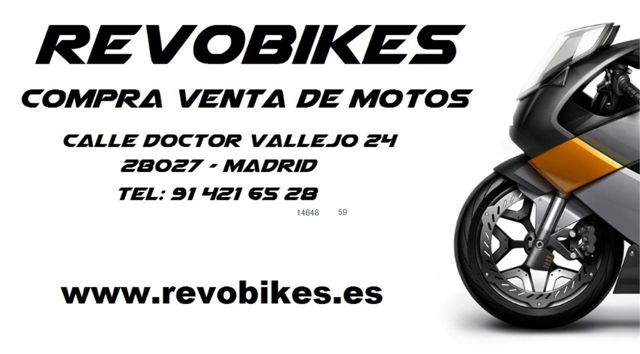 HONDA CBF 125_3 de venta en Madrid