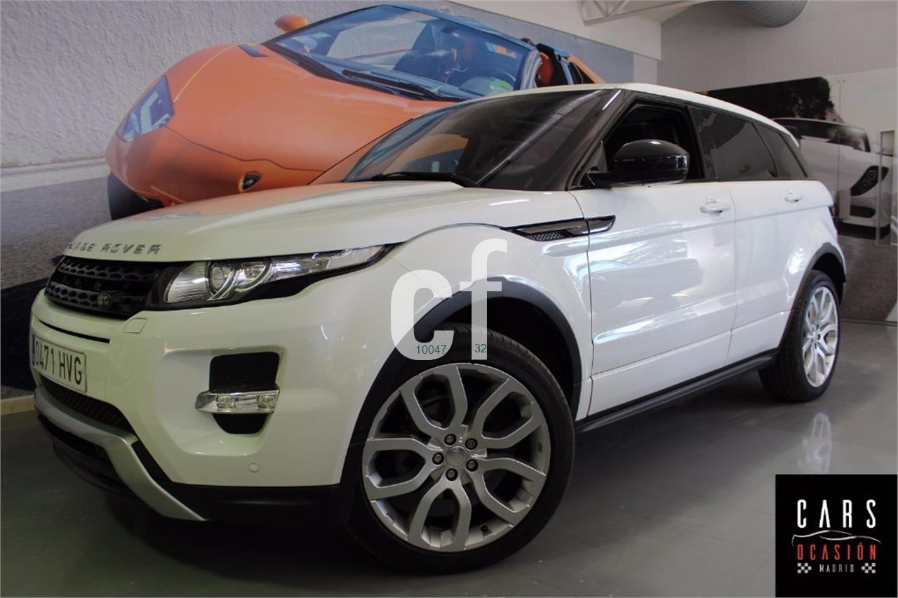 LAND-ROVER Range Rover Evoque2014 de ocasión