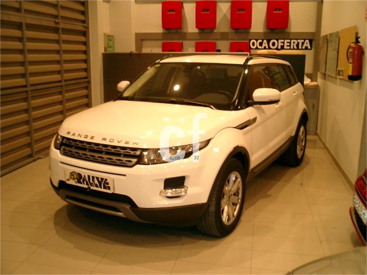 LAND-ROVER Range Rover Evoque2011 de ocasión