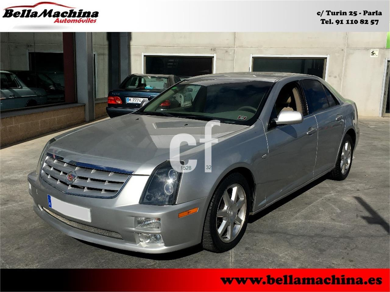 cadillac sts de segunda mano cadillac sts de ocasion. Black Bedroom Furniture Sets. Home Design Ideas
