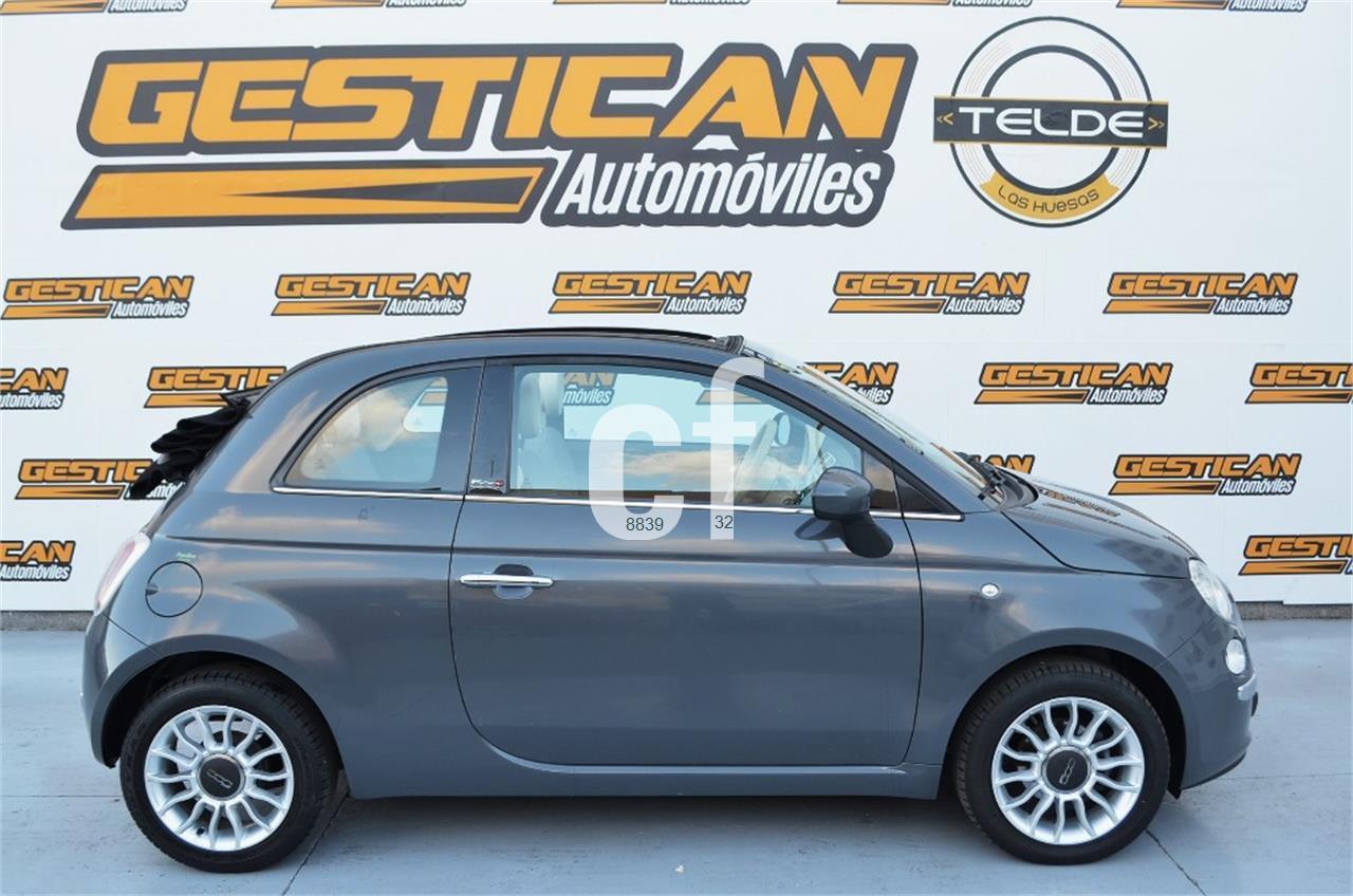 FIAT 500C de venta