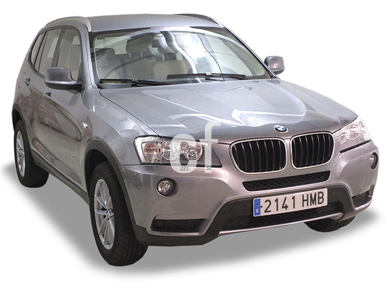 BMW X3 de venta