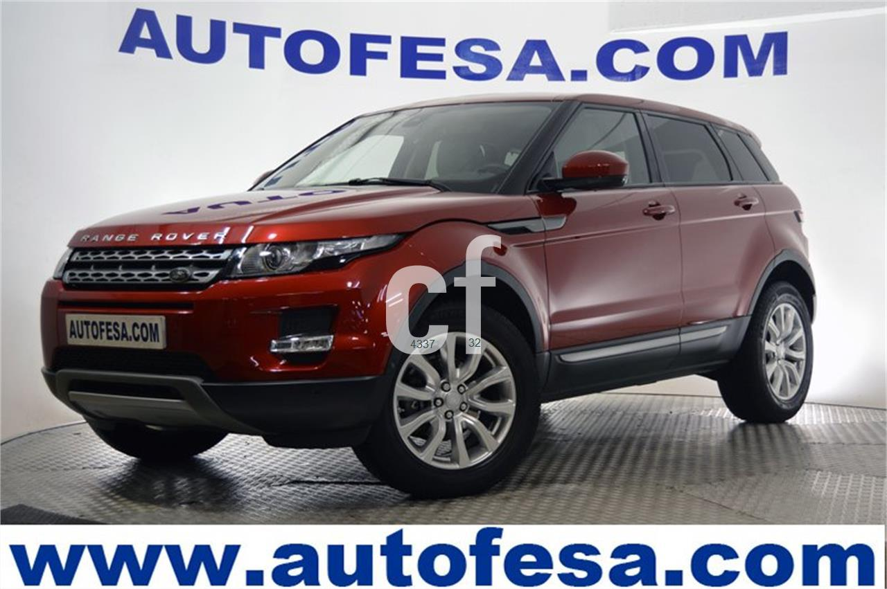 LAND-ROVER Range Rover Evoque2015 de ocasión