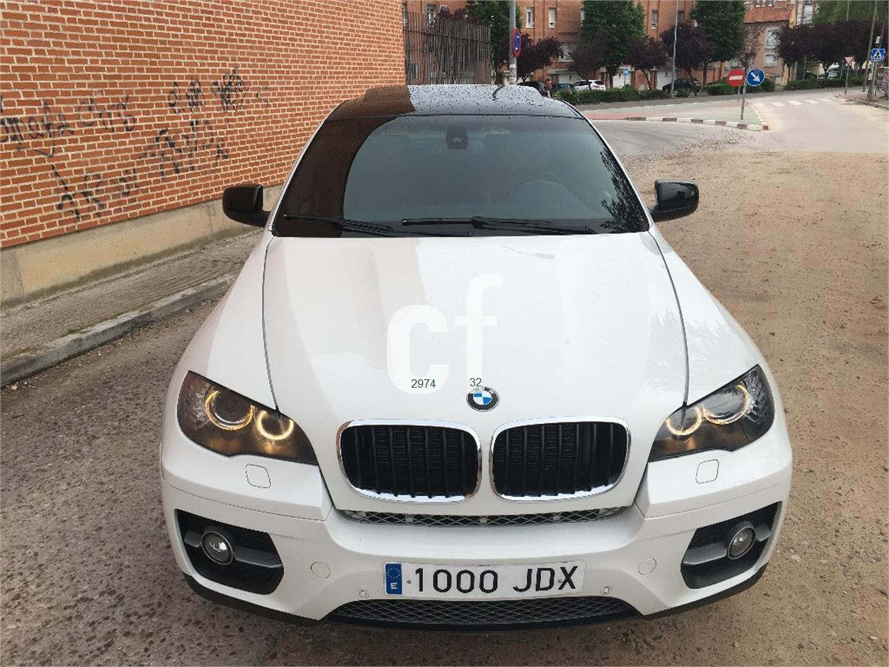 BMW X6 de venta