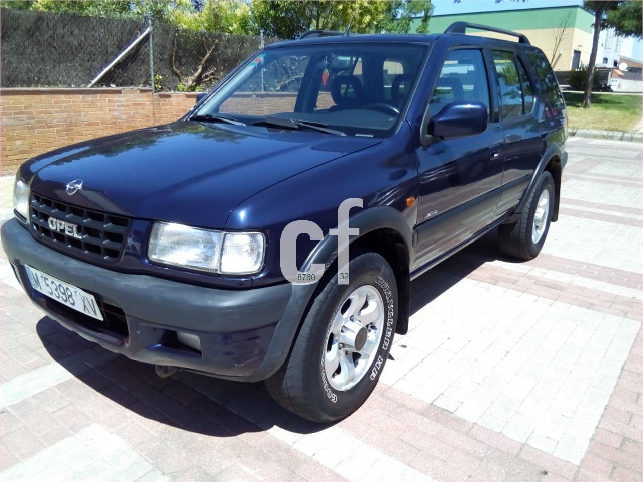 OPEL Frontera2000 de ocasión