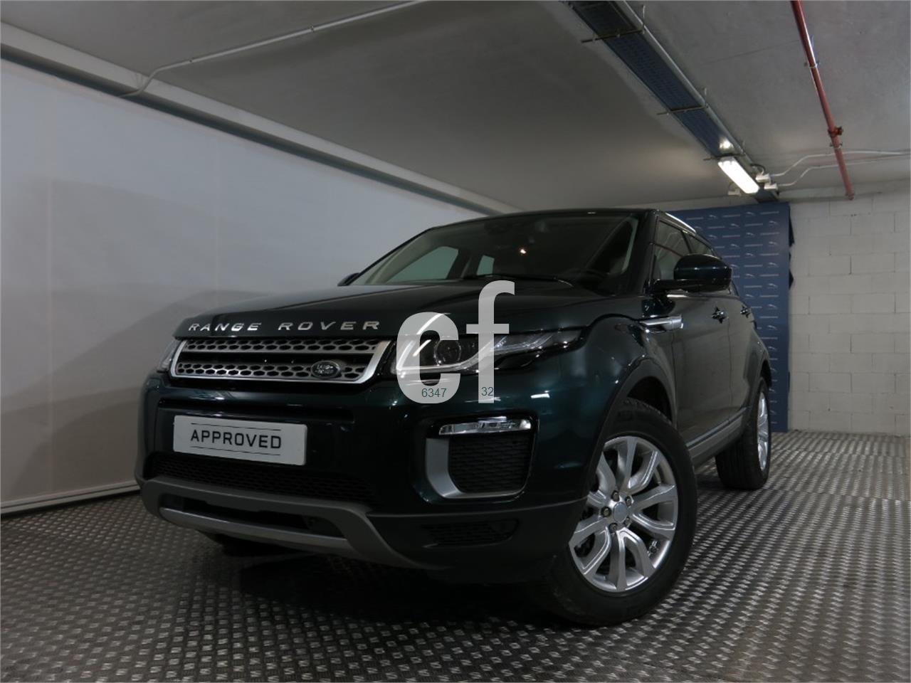 LAND-ROVER Range Rover Evoque2016 de ocasión