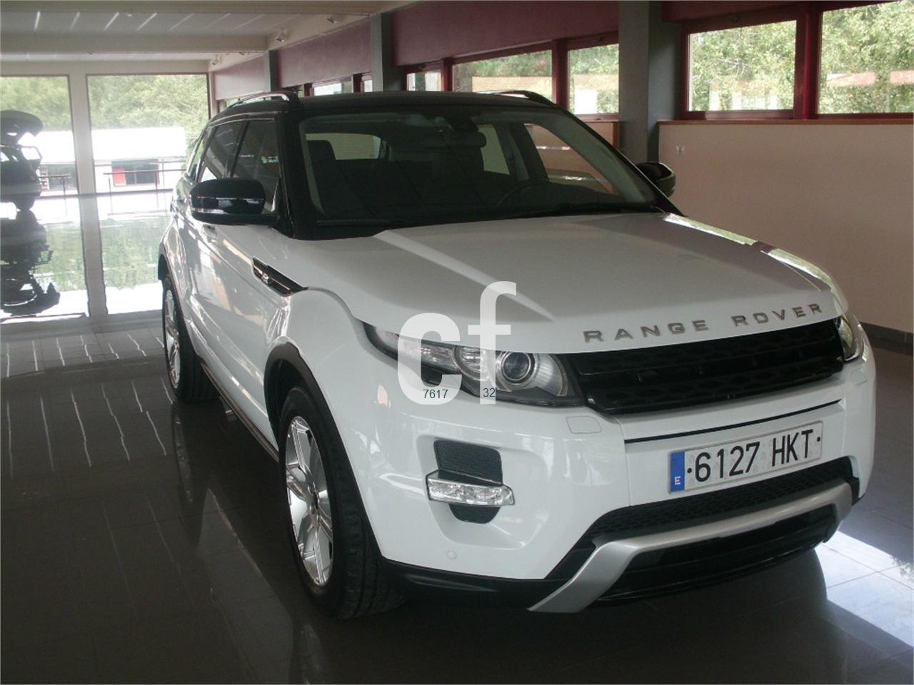 LAND-ROVER Range Rover Evoque2012 de ocasión
