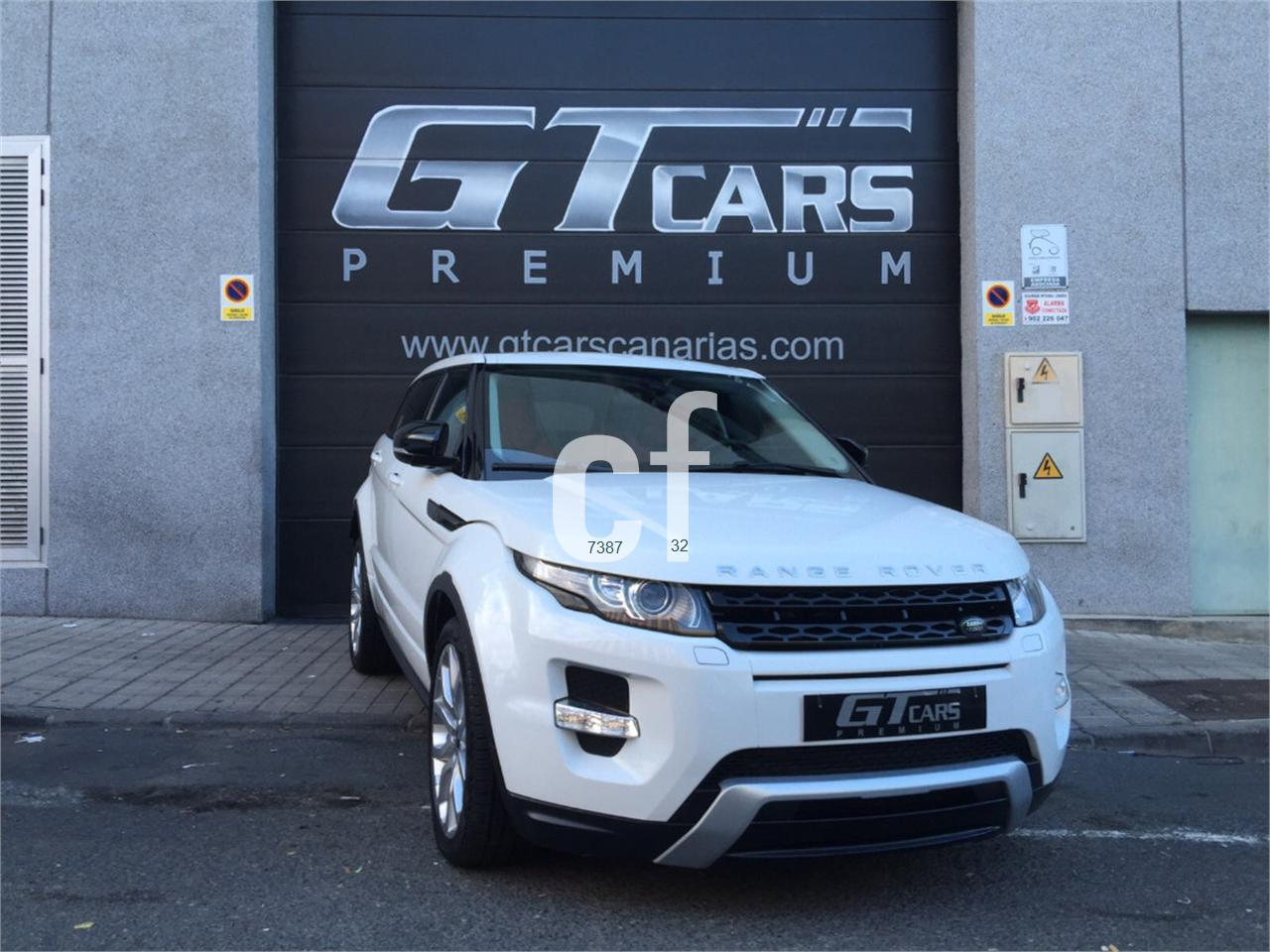 LAND-ROVER Range Rover Evoque2013 de ocasión