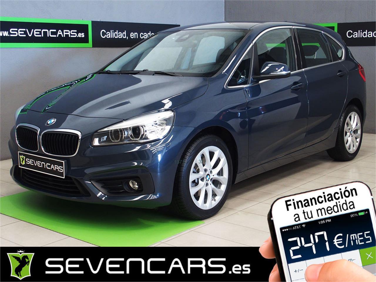 BMW Serie 2 Active Tourer de venta