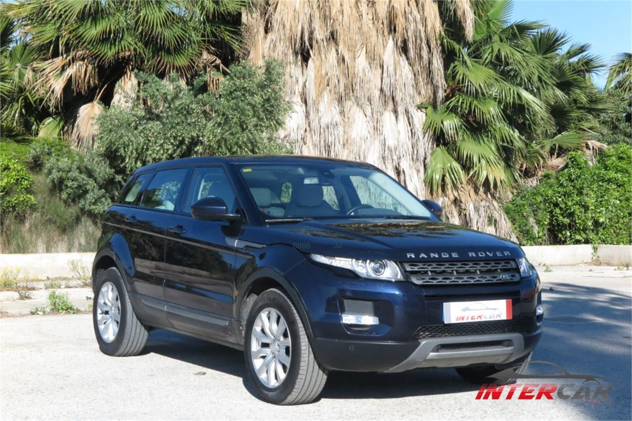 LAND-ROVER Range Rover Evoque de venta