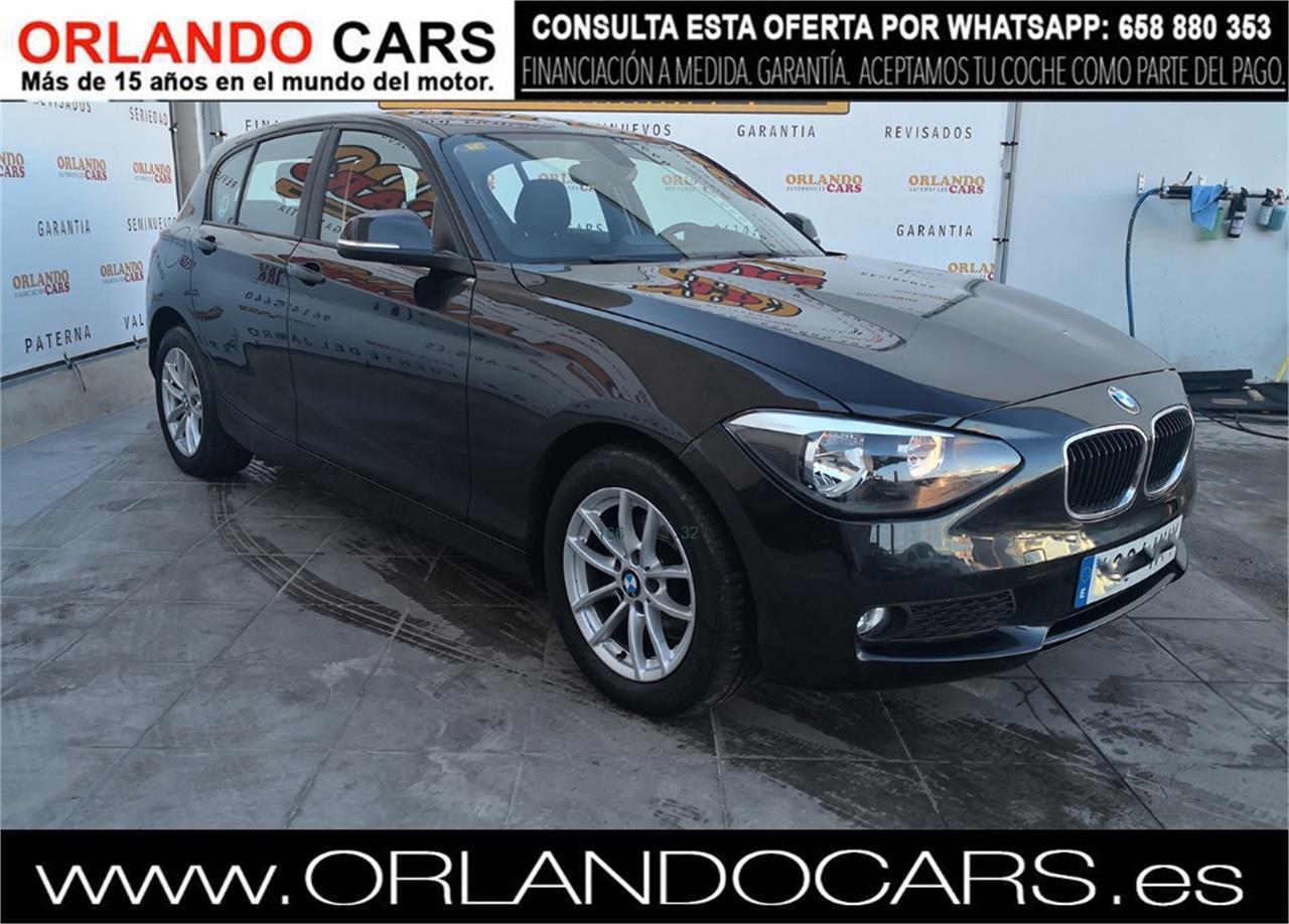 BMW Serie 1 de venta