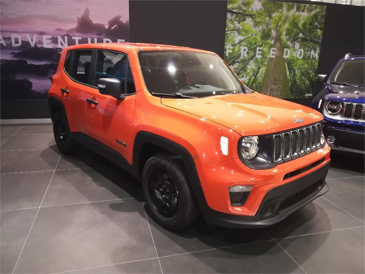 JEEP Renegade de venta