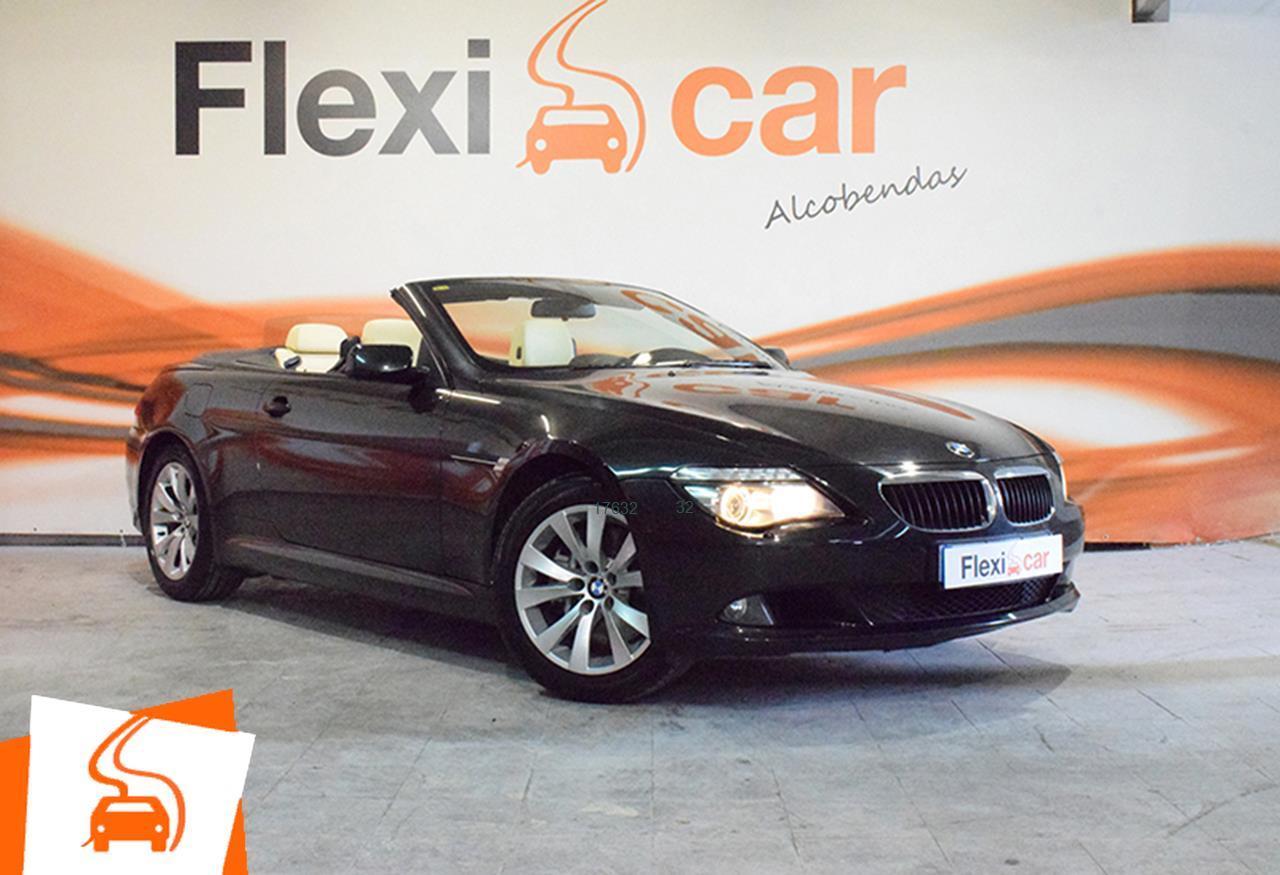 BMW Serie 6 de venta