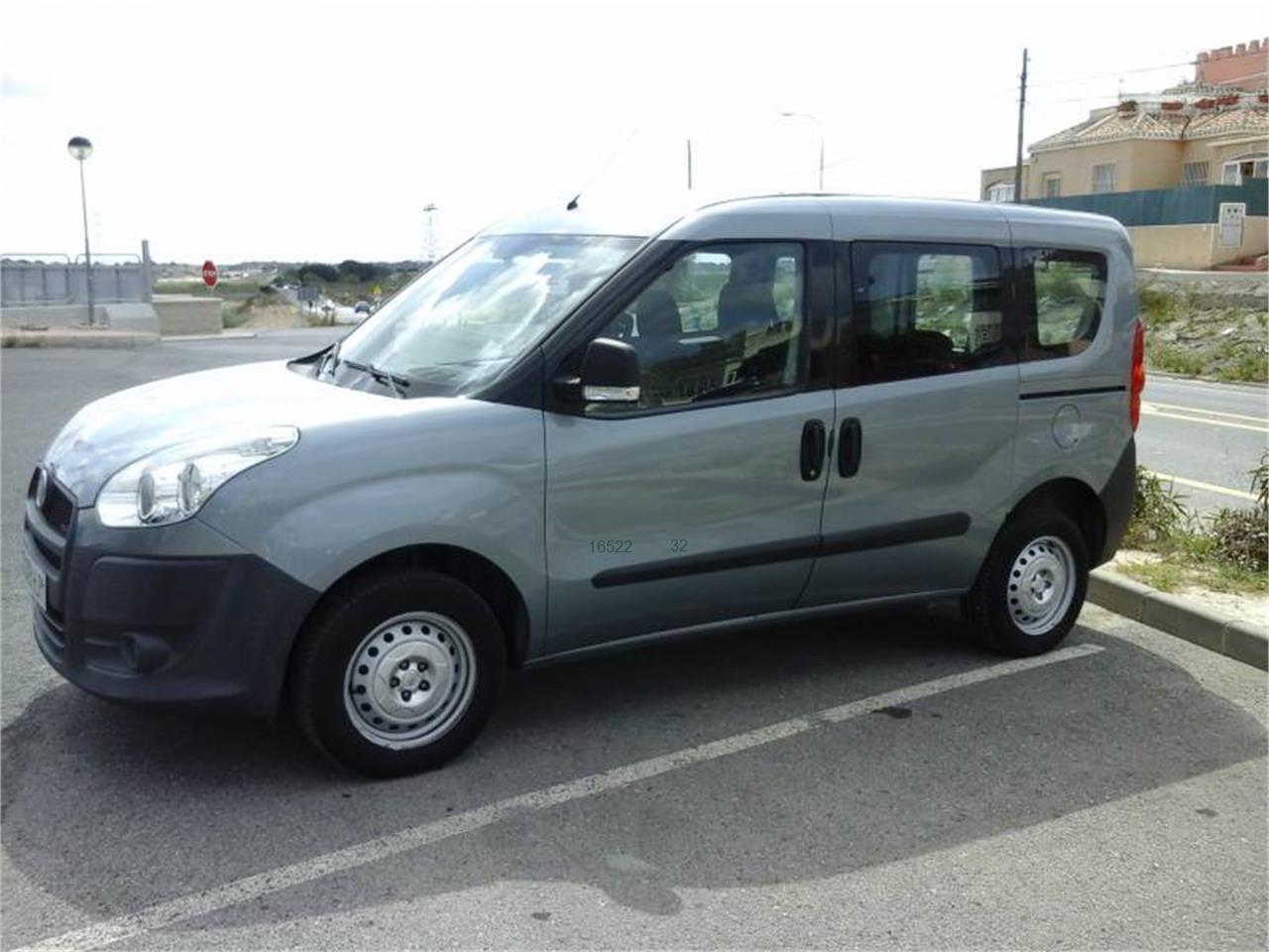 FIAT Doblo2012 de ocasión