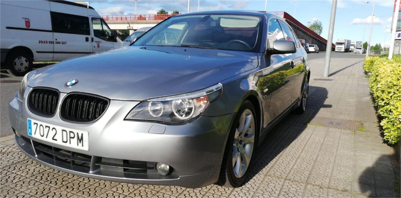 BMW Serie 52005 de ocasión