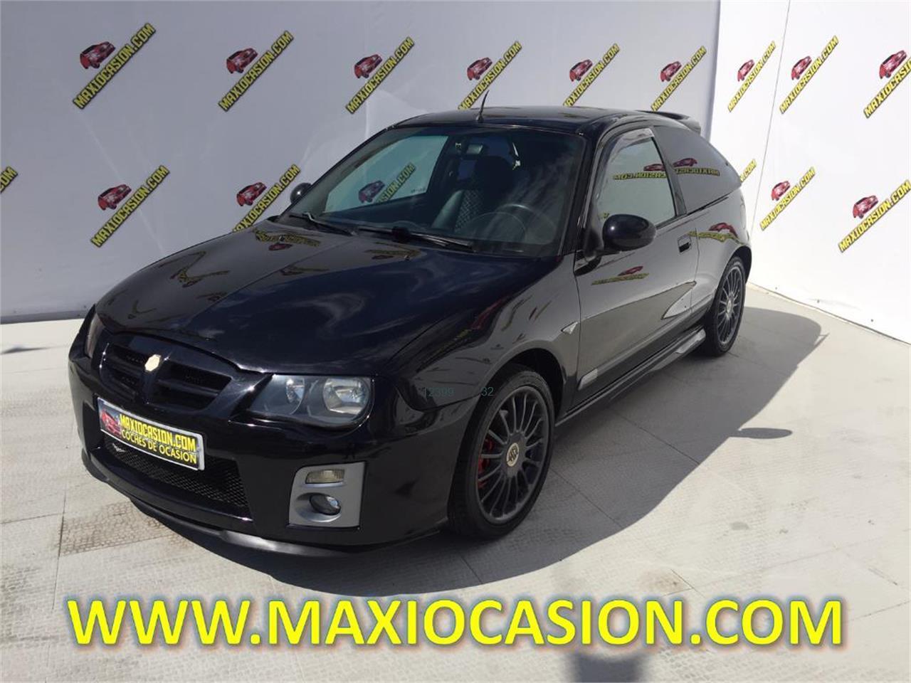 MG ZR2005 de ocasión