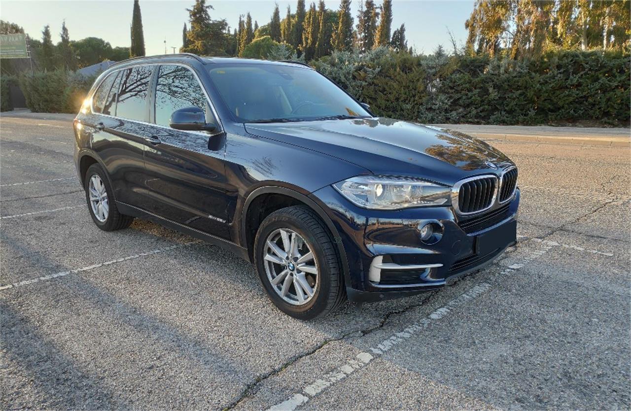 BMW X52014 de ocasión