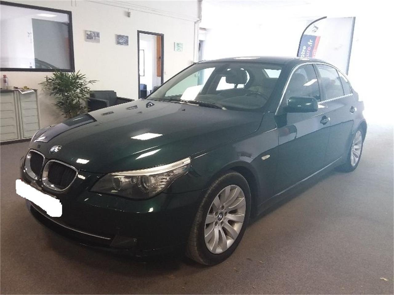 BMW Serie 52008 de ocasión