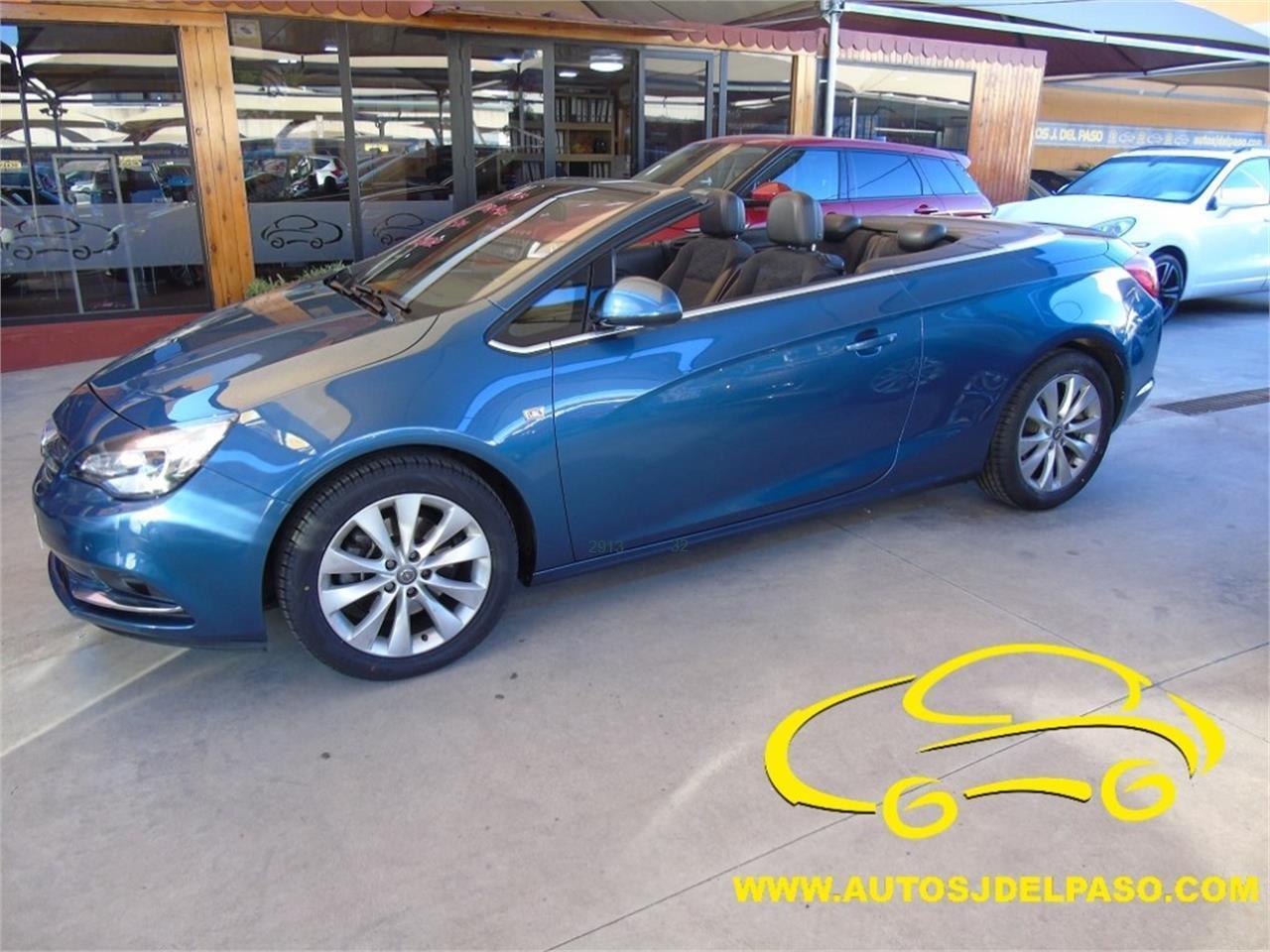 OPEL Cabrio2014 de ocasión
