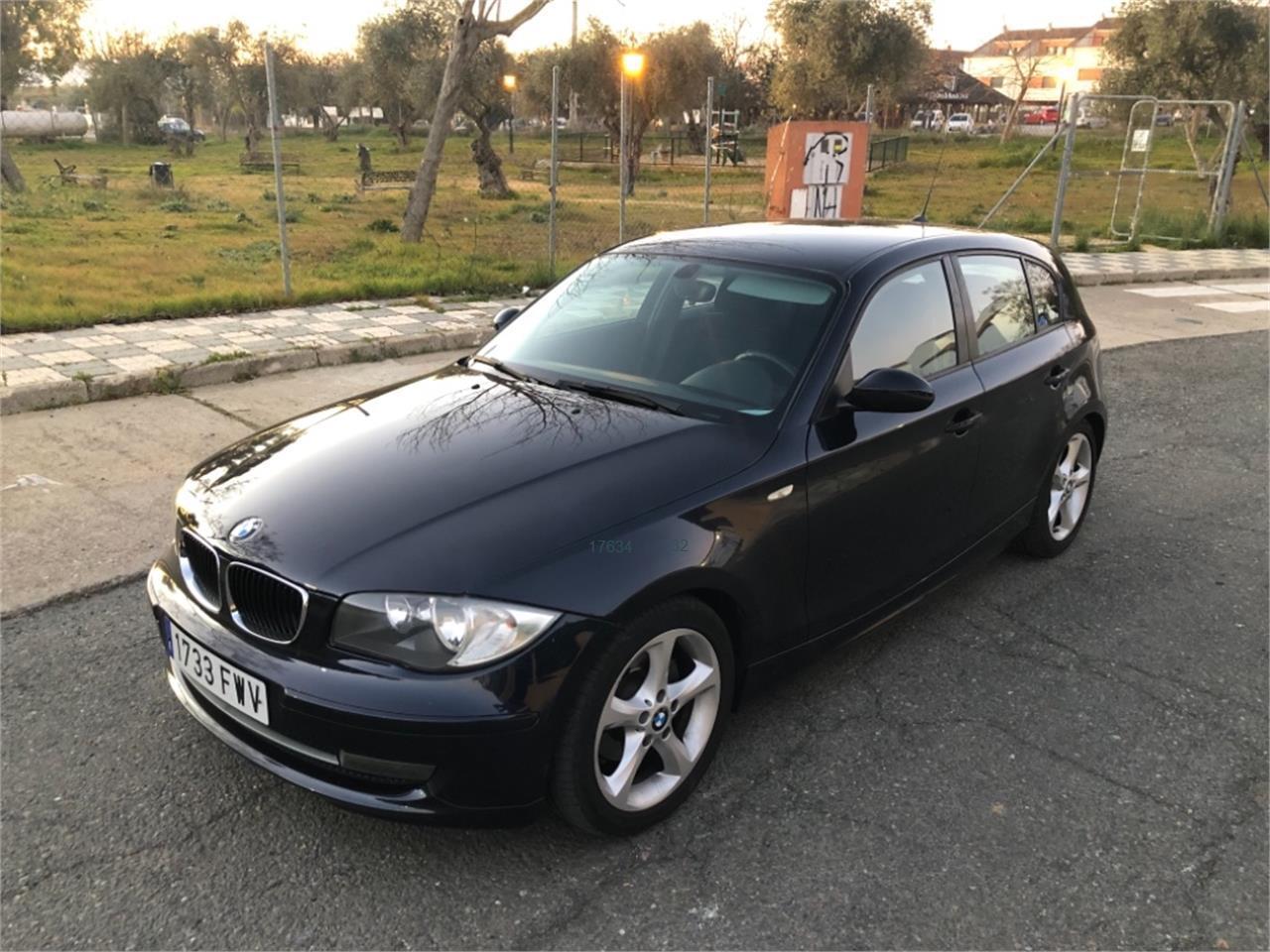 BMW Serie 12008 de ocasión