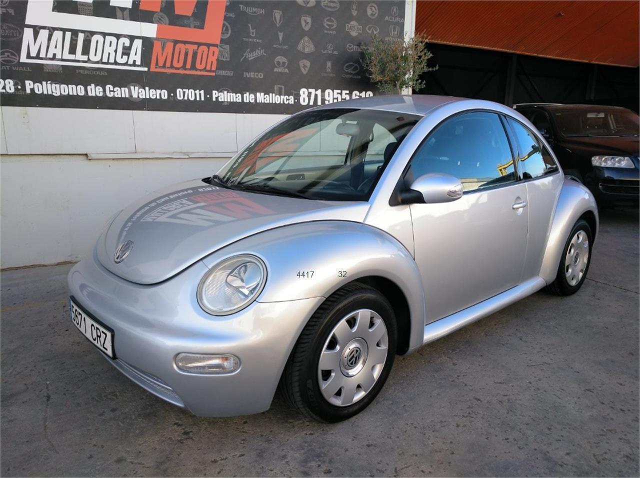 VOLKSWAGEN New Beetle2004 de ocasión