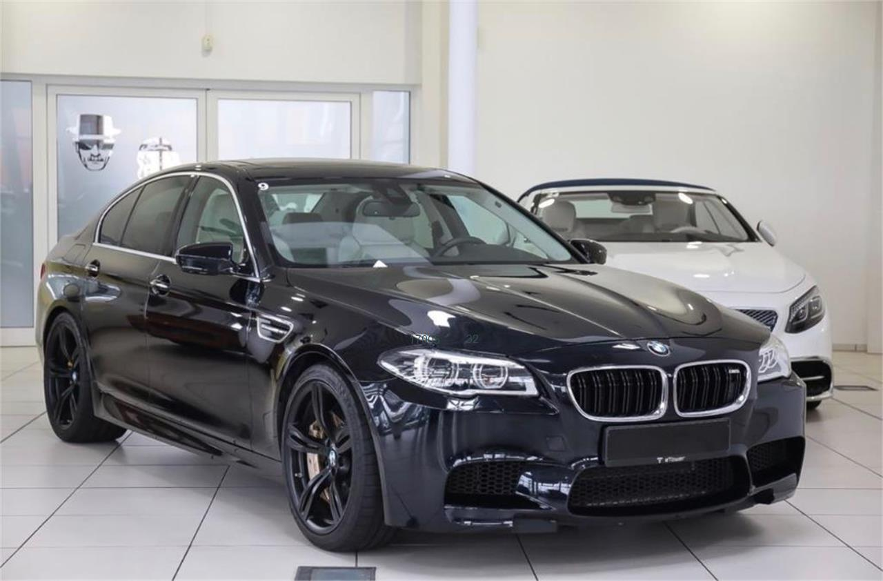 BMW Serie 52014 de ocasión