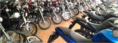 Venta motos ocasión.